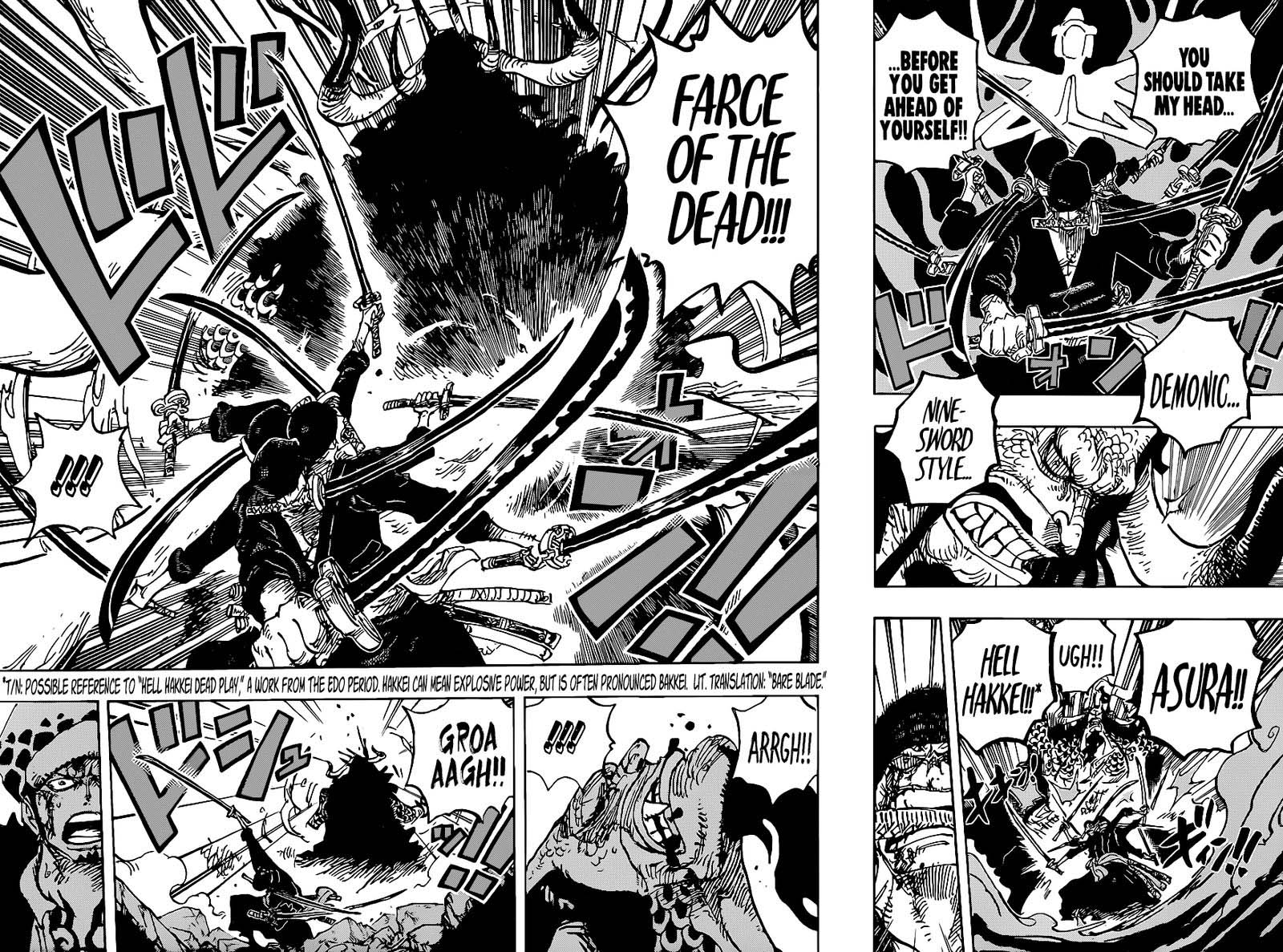 One Piece, Chapter 1010 image one_piece_1010_8