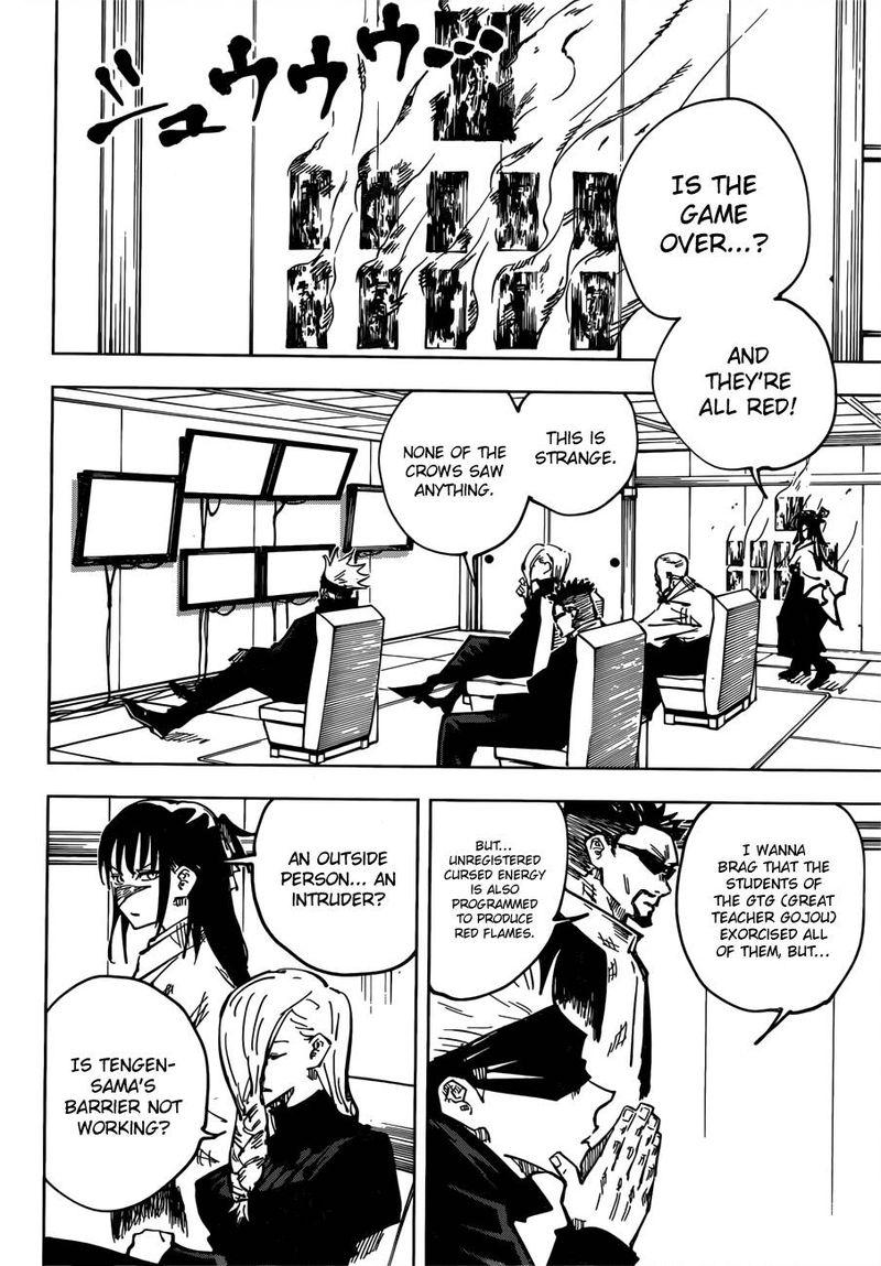 Jujutsu Kaisen, Chapter 45 image 002