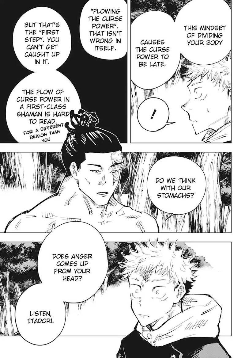 Jujutsu Kaisen, Chapter 37 image 011