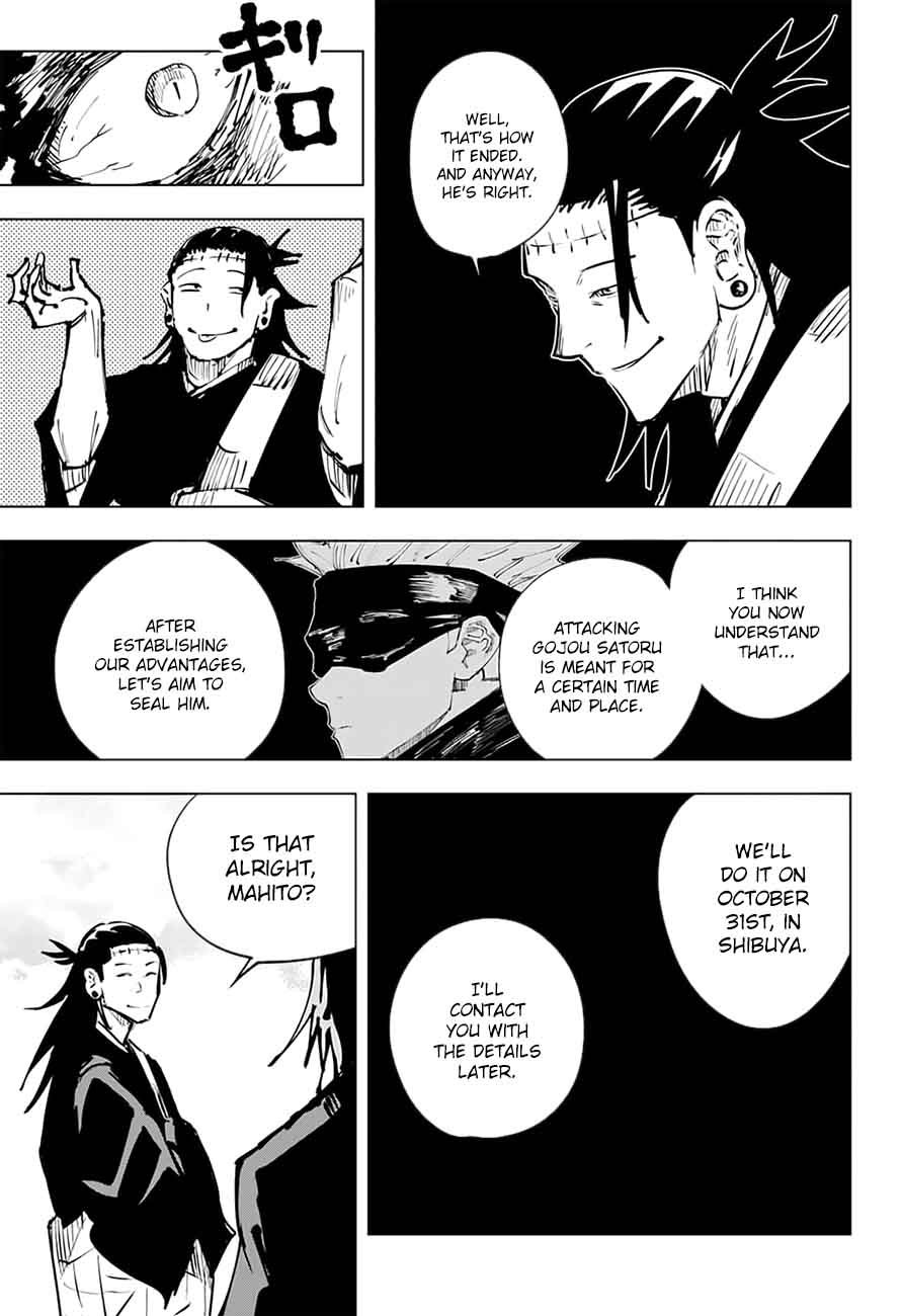 Jujutsu Kaisen, Chapter 16 image 012