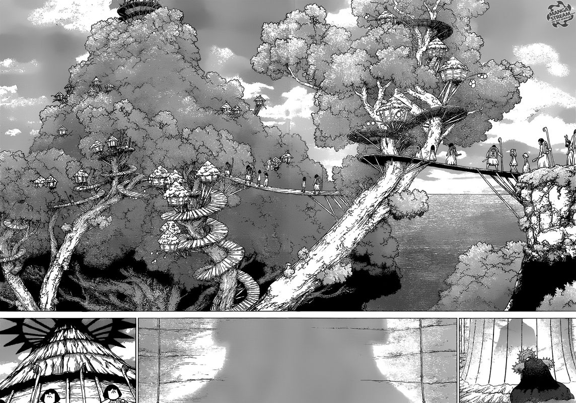 Dr. Stone : Chapter 112 - 3-D Champion image 010