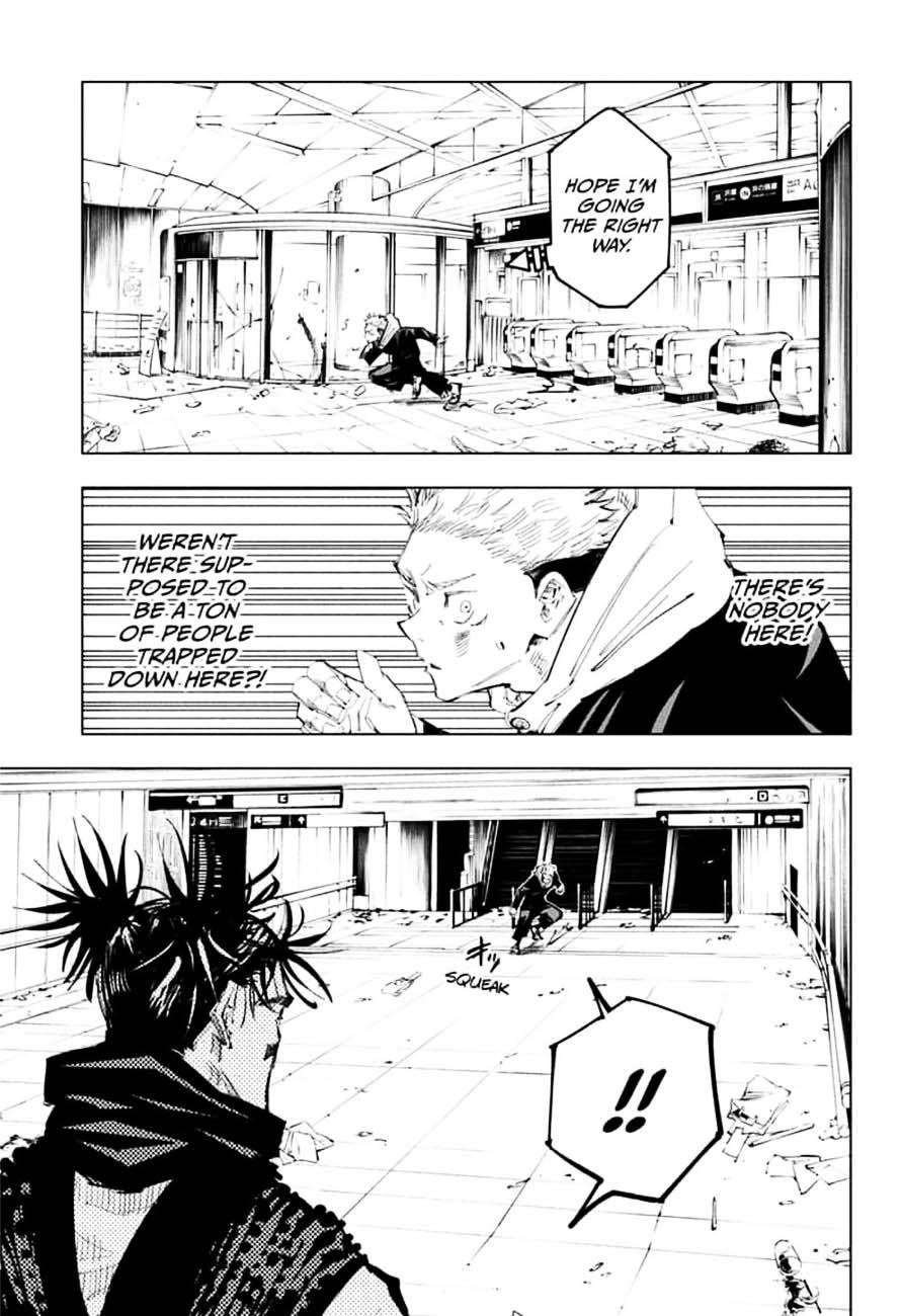 Jujutsu Kaisen, Chapter 101 image 010