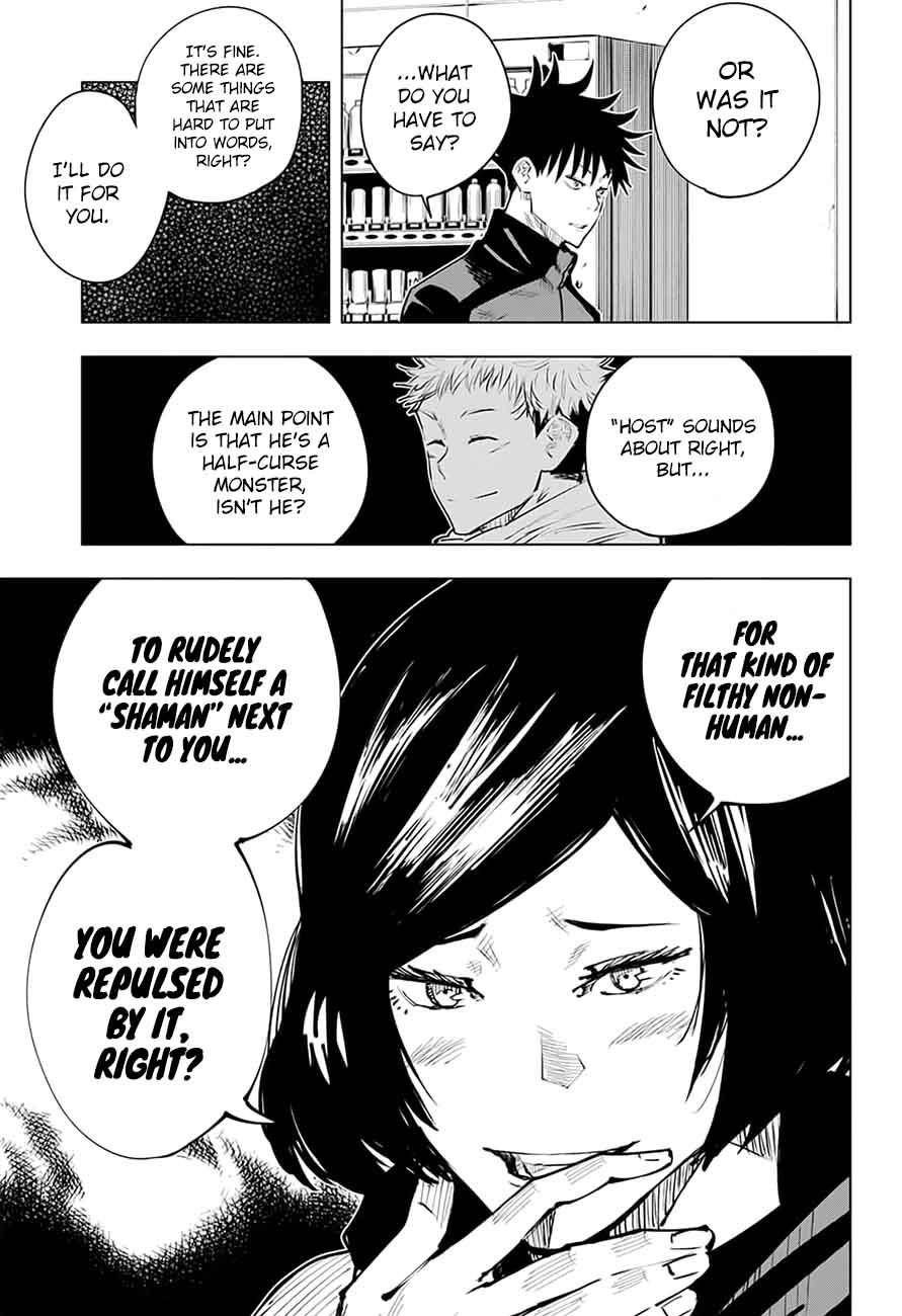 Jujutsu Kaisen, Chapter 16 image 018