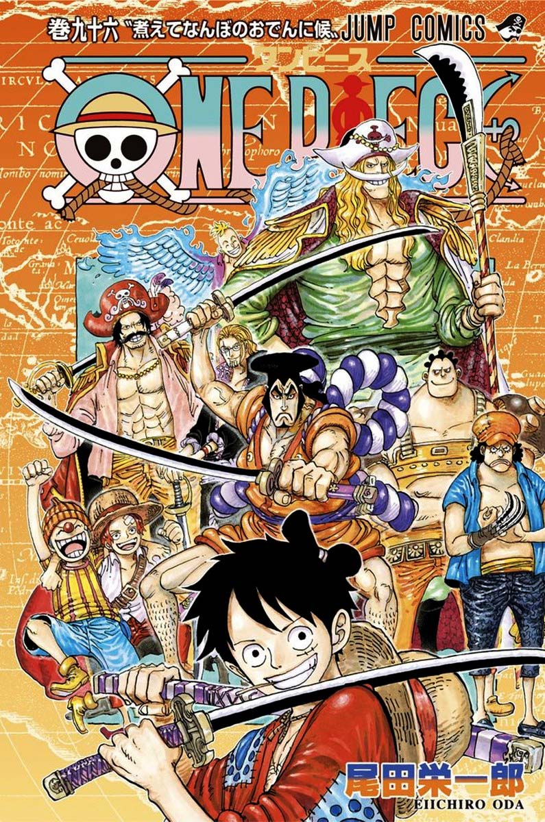 One Piece, Chapter 978 image 001