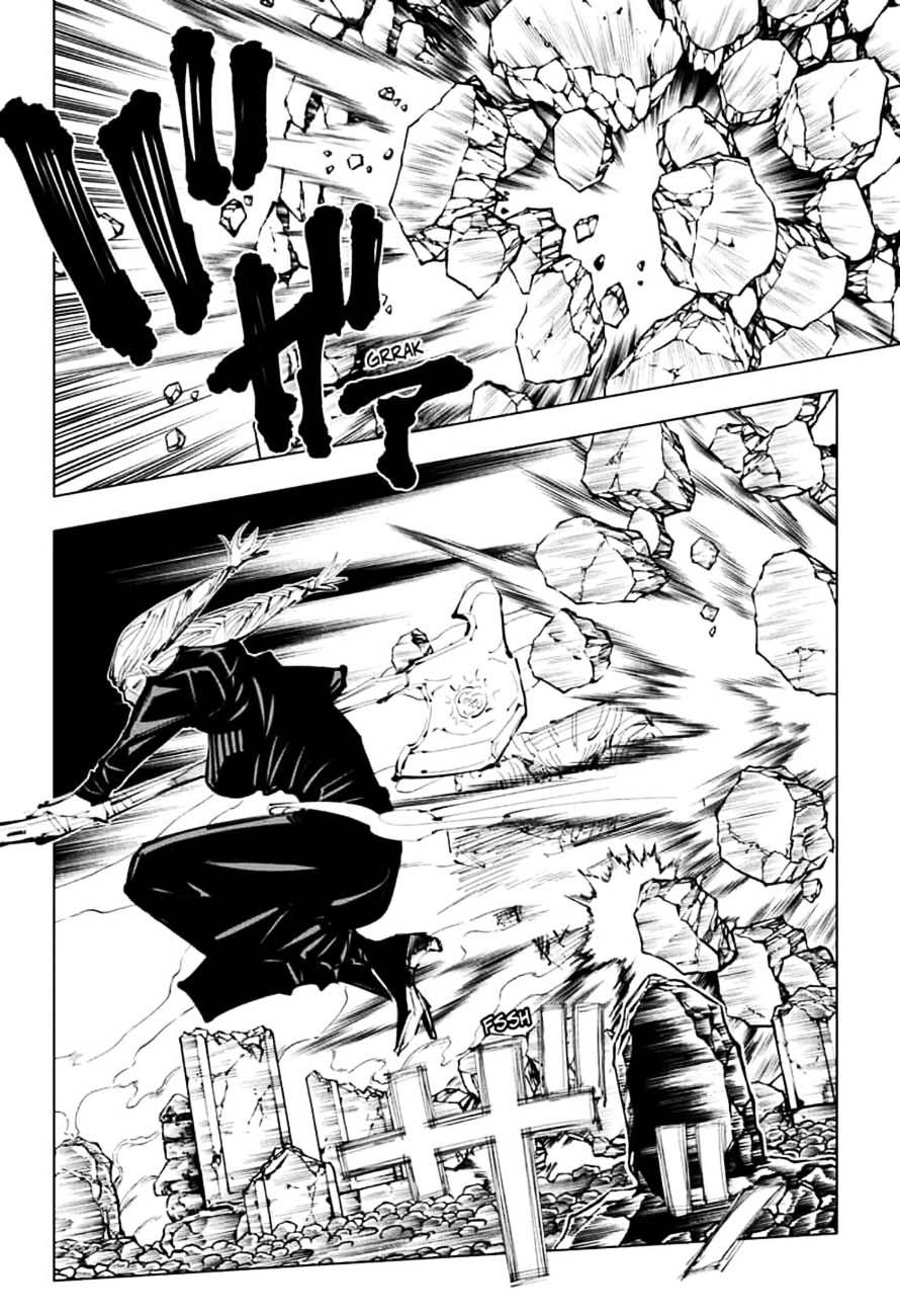 Jujutsu Kaisen, Chapter 102 image 006