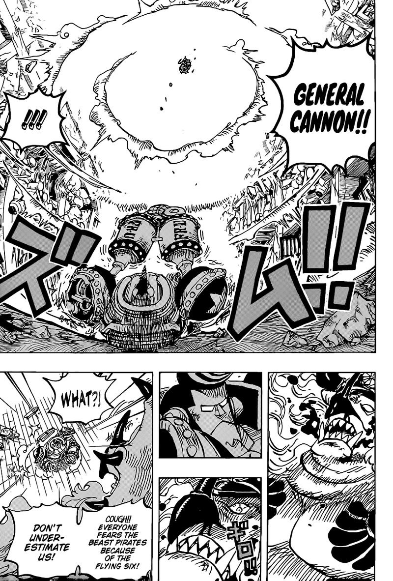 One Piece, Chapter 1019 image one_piece_1019_16