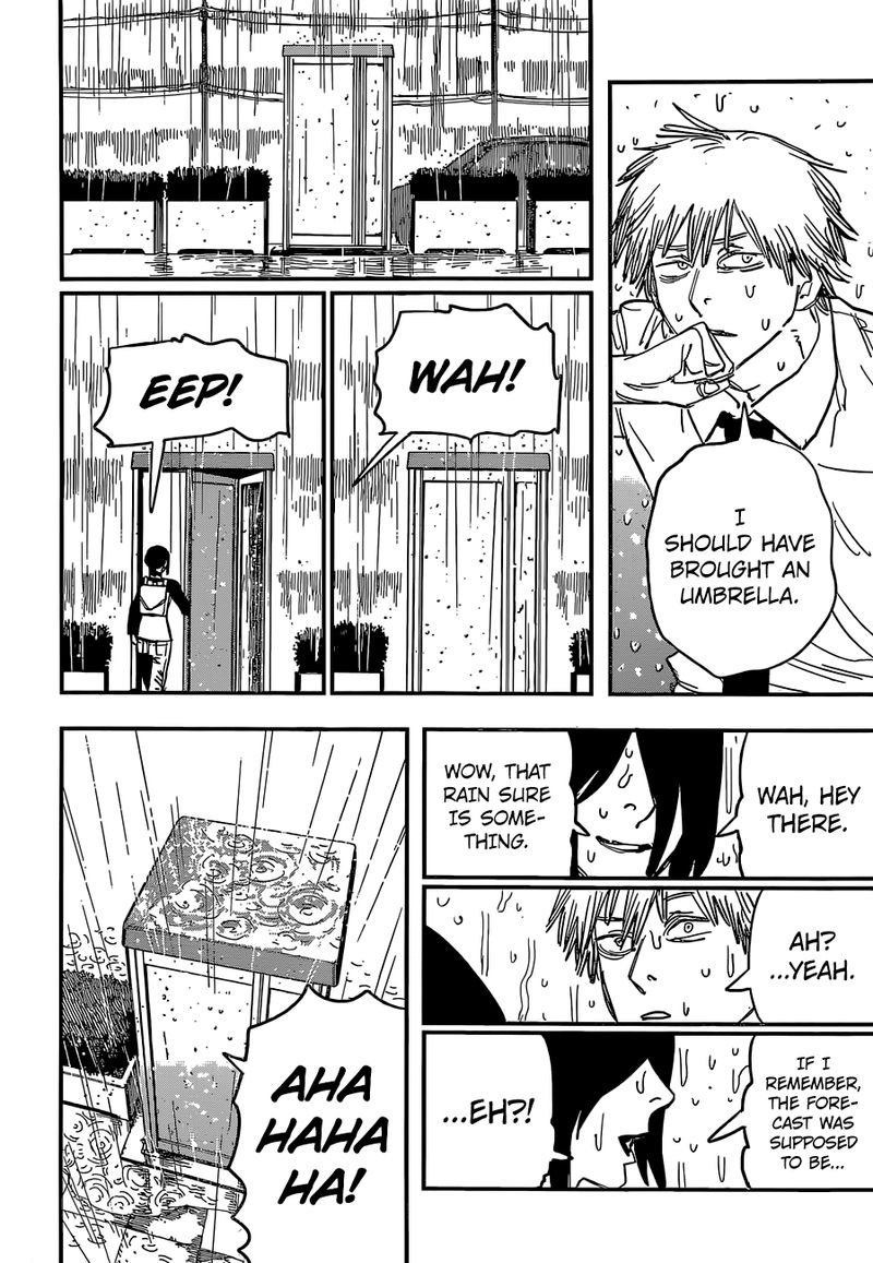 Chainsaw Man, Chapter 40 - Love, Flower, Chainsaw image 006