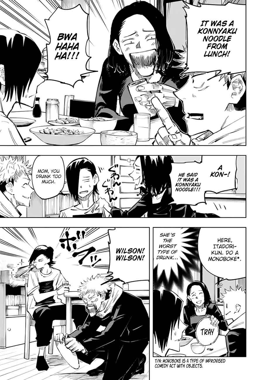Jujutsu Kaisen, Chapter 24 image 013