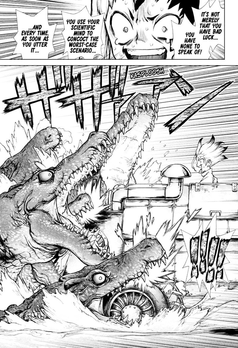 Dr. Stone : Chapter 148 - Pioneers of Earth image 010
