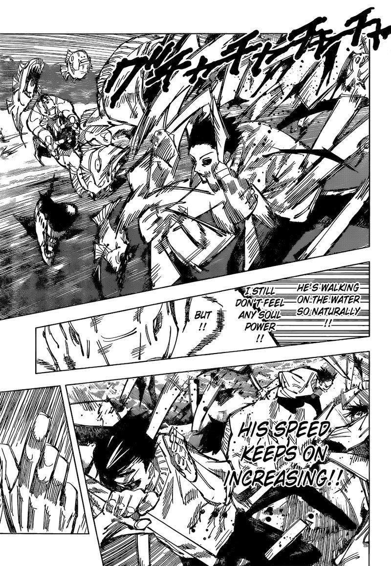 Jujutsu Kaisen, Chapter 110 image 010