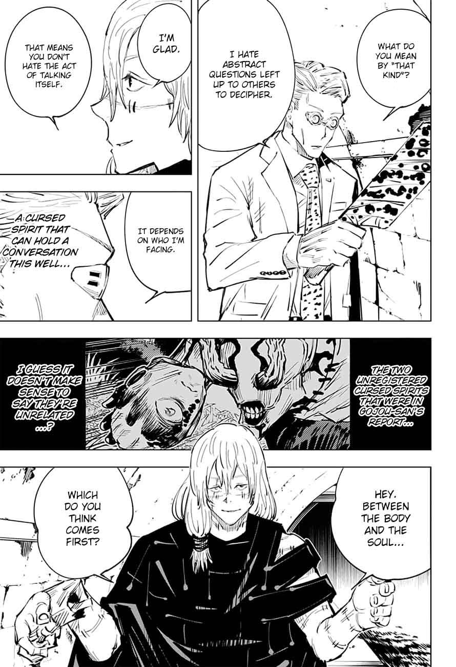 Jujutsu Kaisen, Chapter 22 image 005
