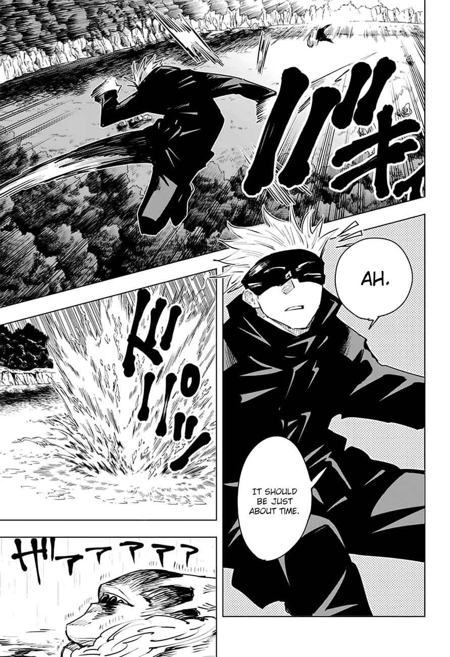 Jujutsu Kaisen, Chapter 14 image 016