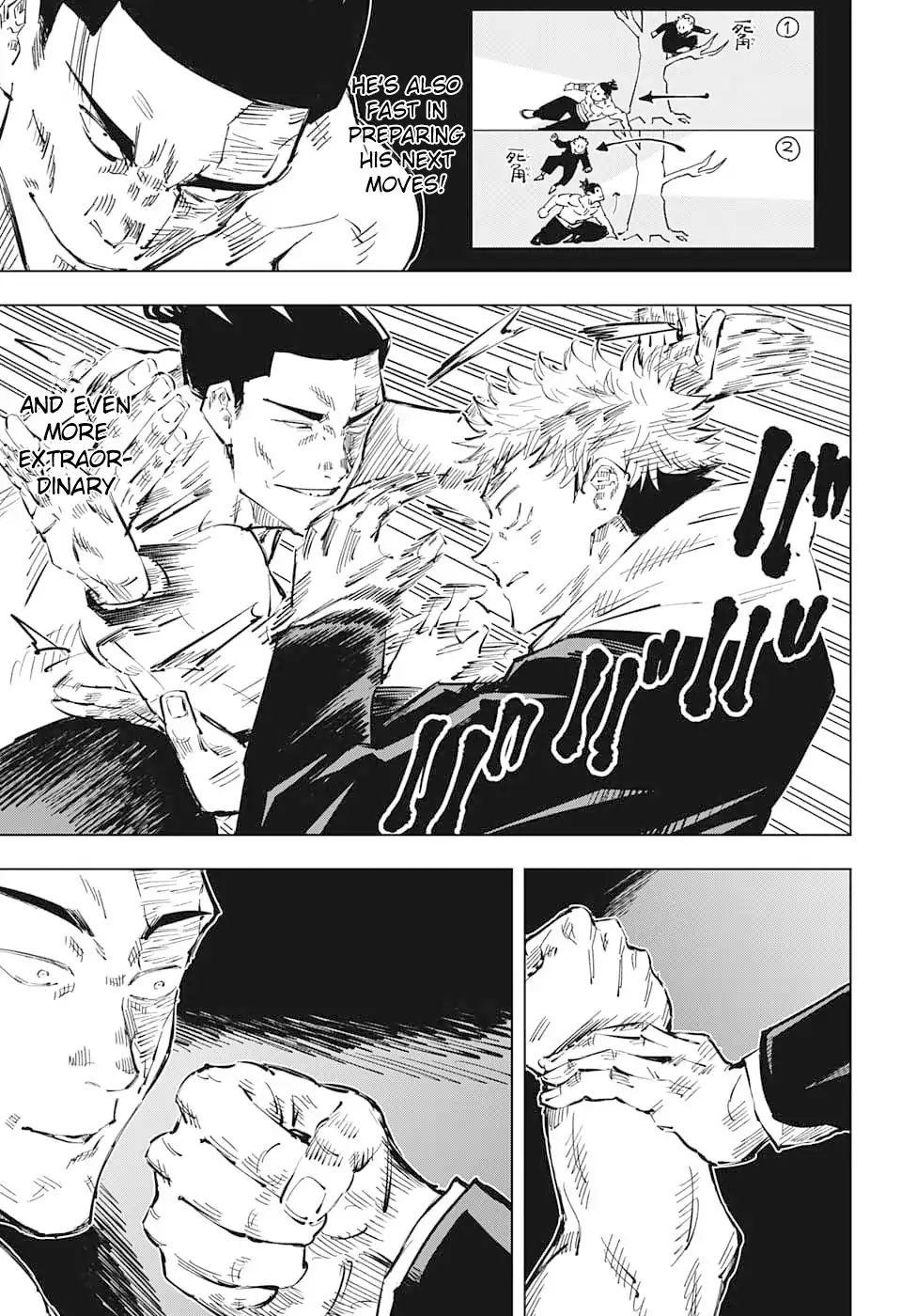 Jujutsu Kaisen, Chapter 36 image 013