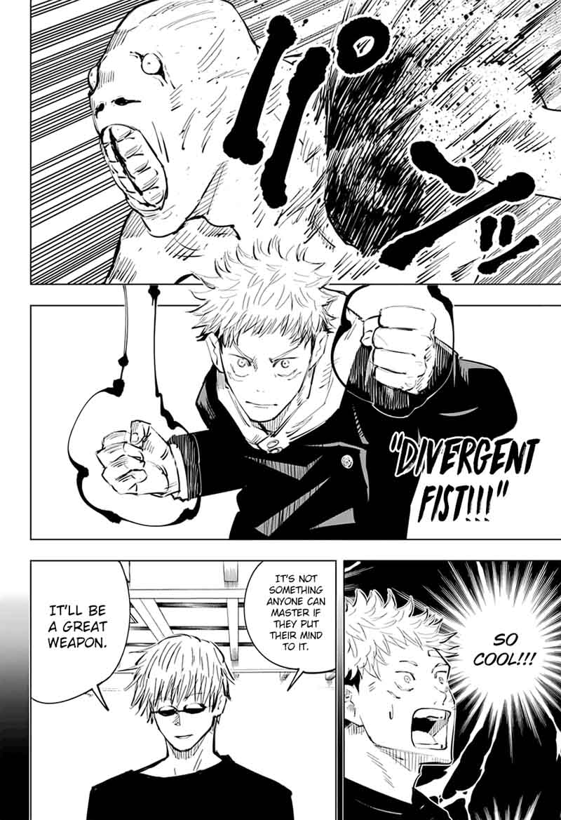 Jujutsu Kaisen, Chapter 20 image 008