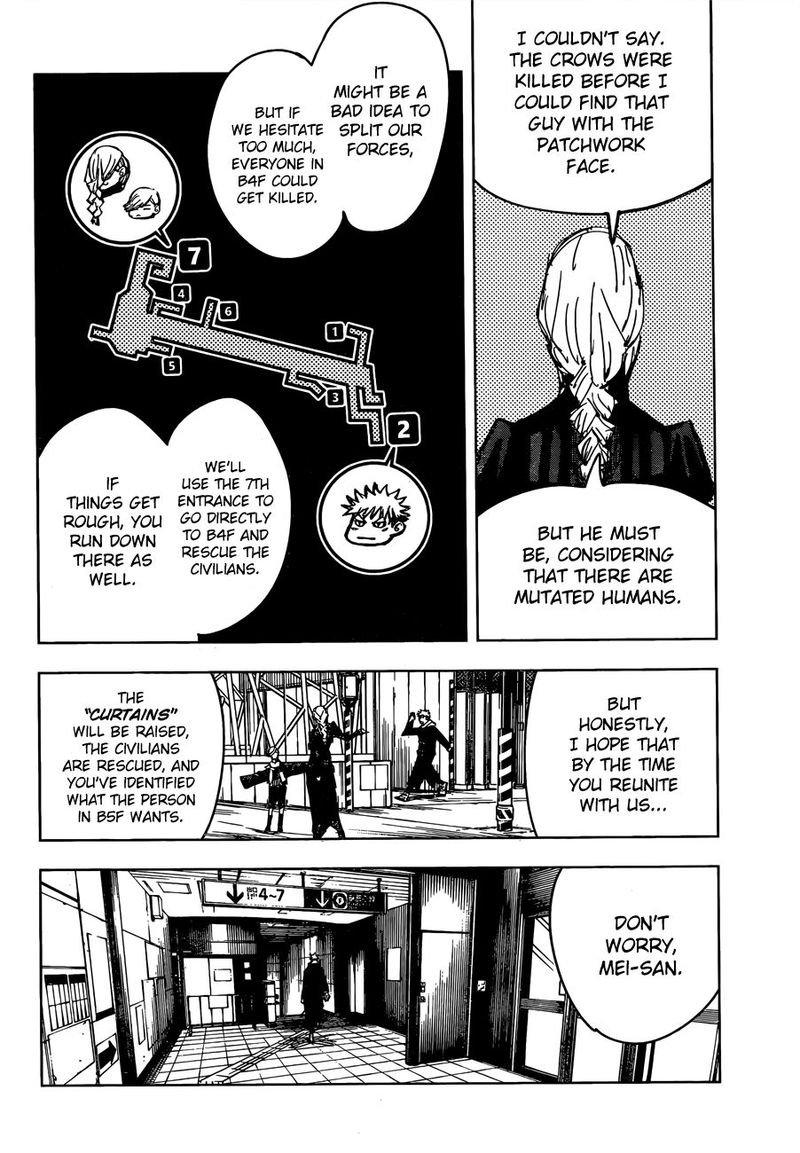 Jujutsu Kaisen, Chapter 86 image 008