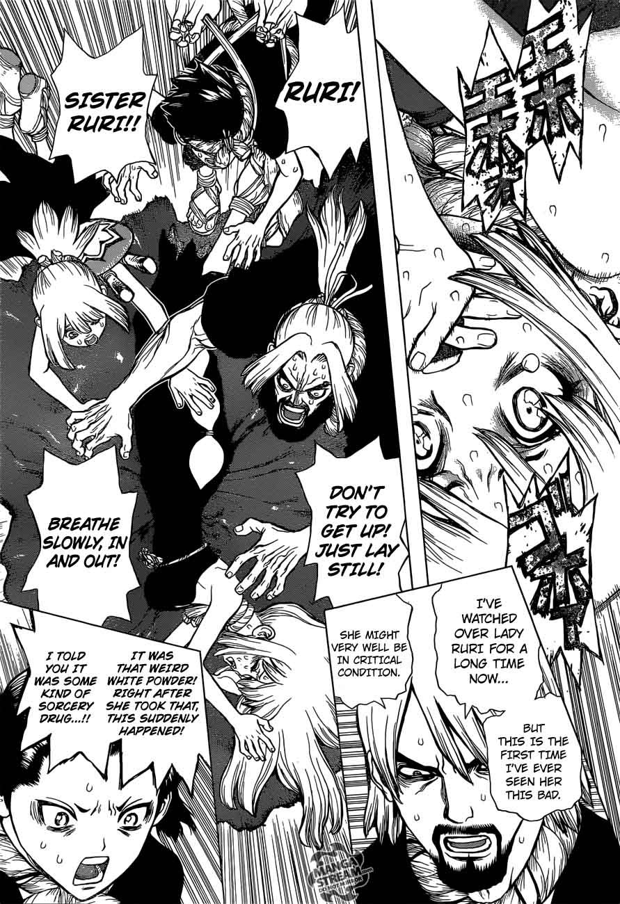 Dr. Stone : Chapter 41 - Doctor Stone image 007
