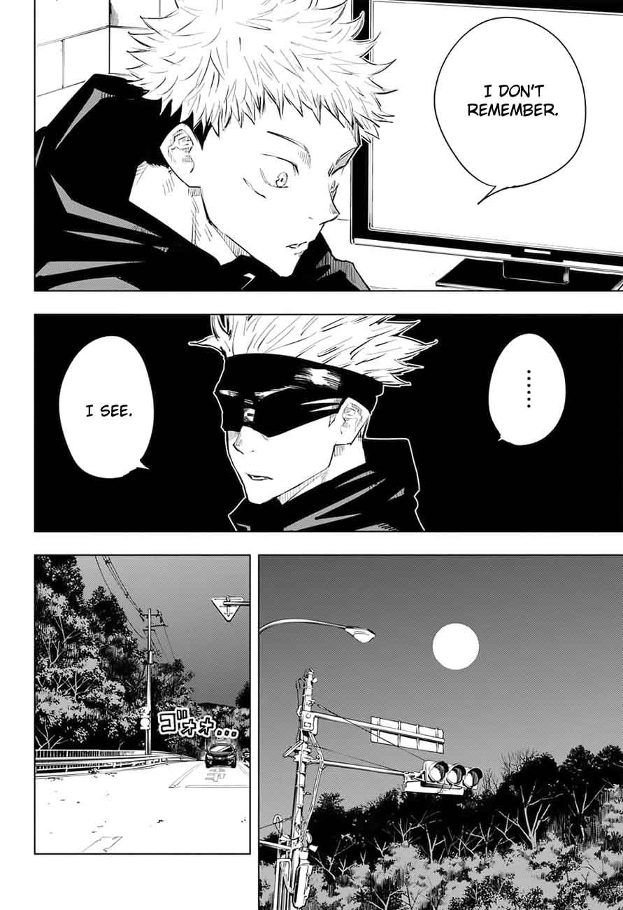 Jujutsu Kaisen, Chapter 13 image 012