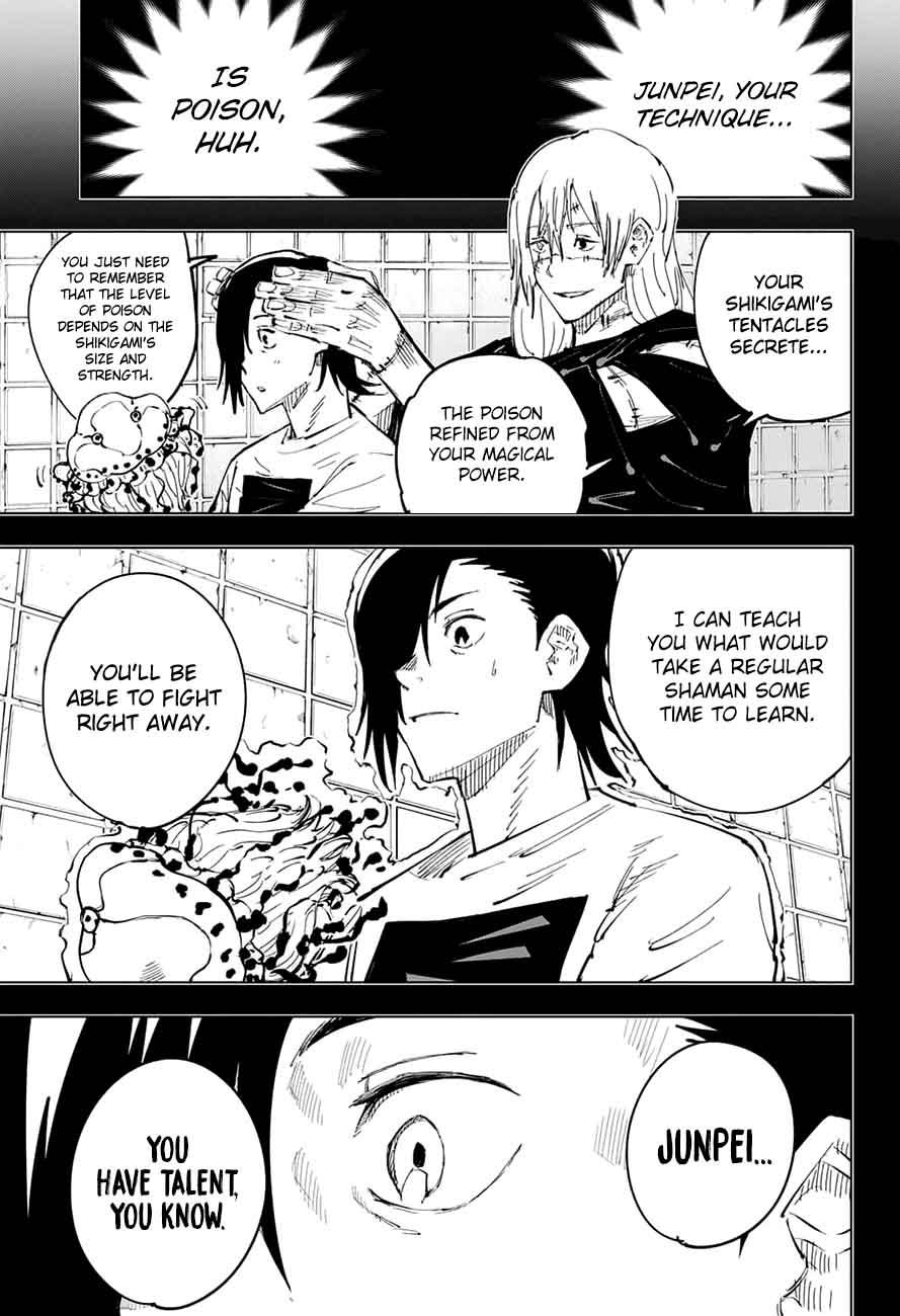 Jujutsu Kaisen, Chapter 26 image 008