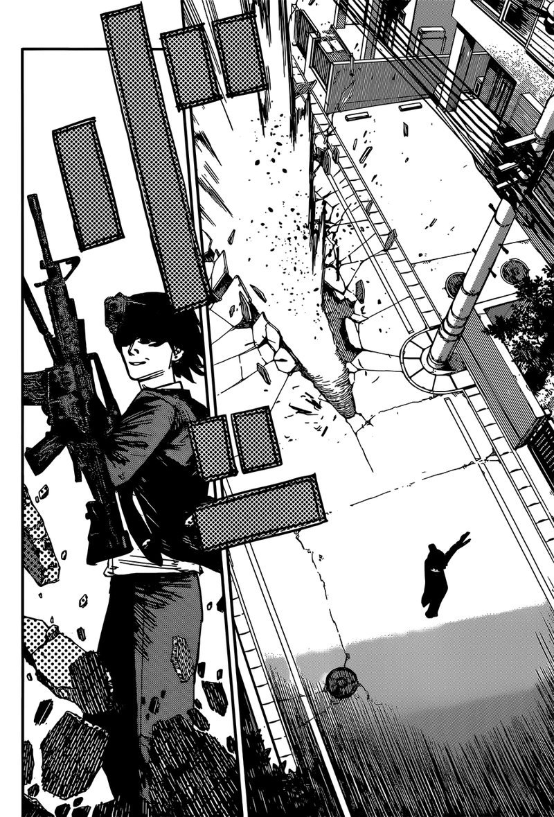 Chainsaw Man, Chapter 78 - Snowball Fight image 005