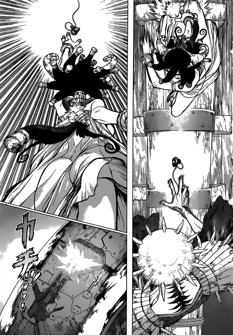 Dr. Stone : Chapter 131 - A Bad Crime image 011