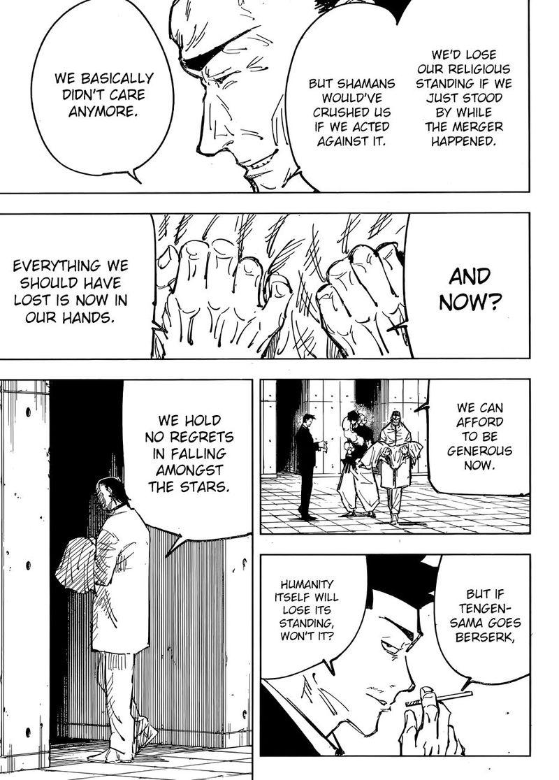 Jujutsu Kaisen, Chapter 74 image 005