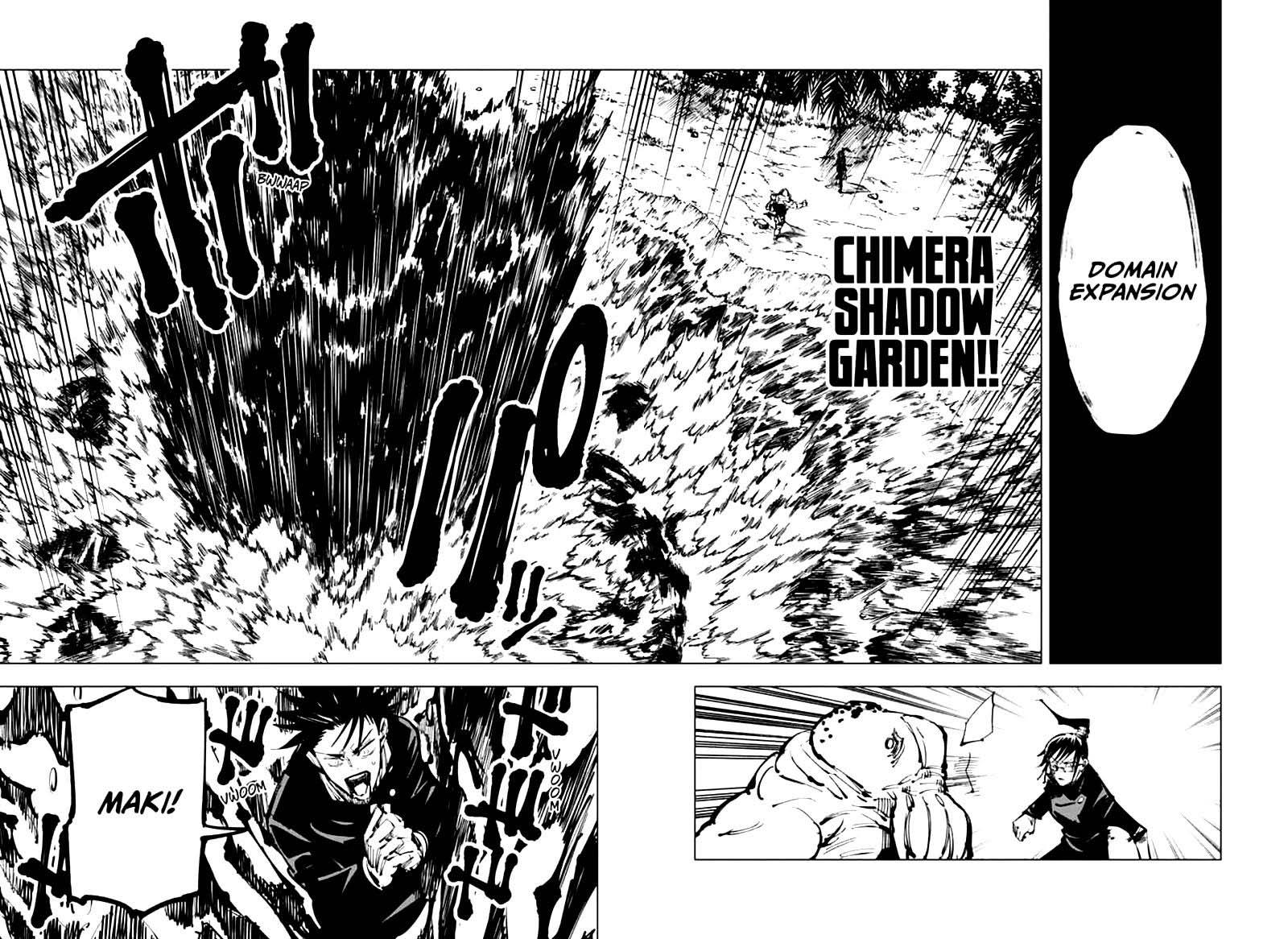 Jujutsu Kaisen, Chapter 108 image 015