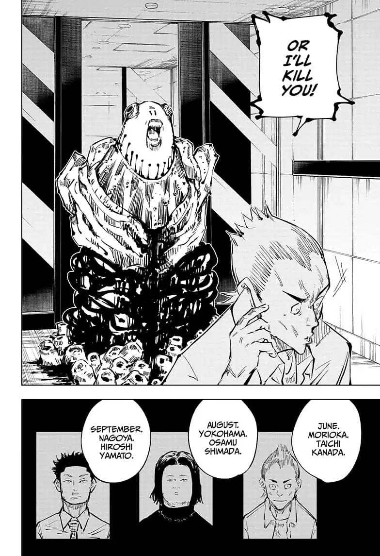Jujutsu Kaisen, Chapter 55 image 002