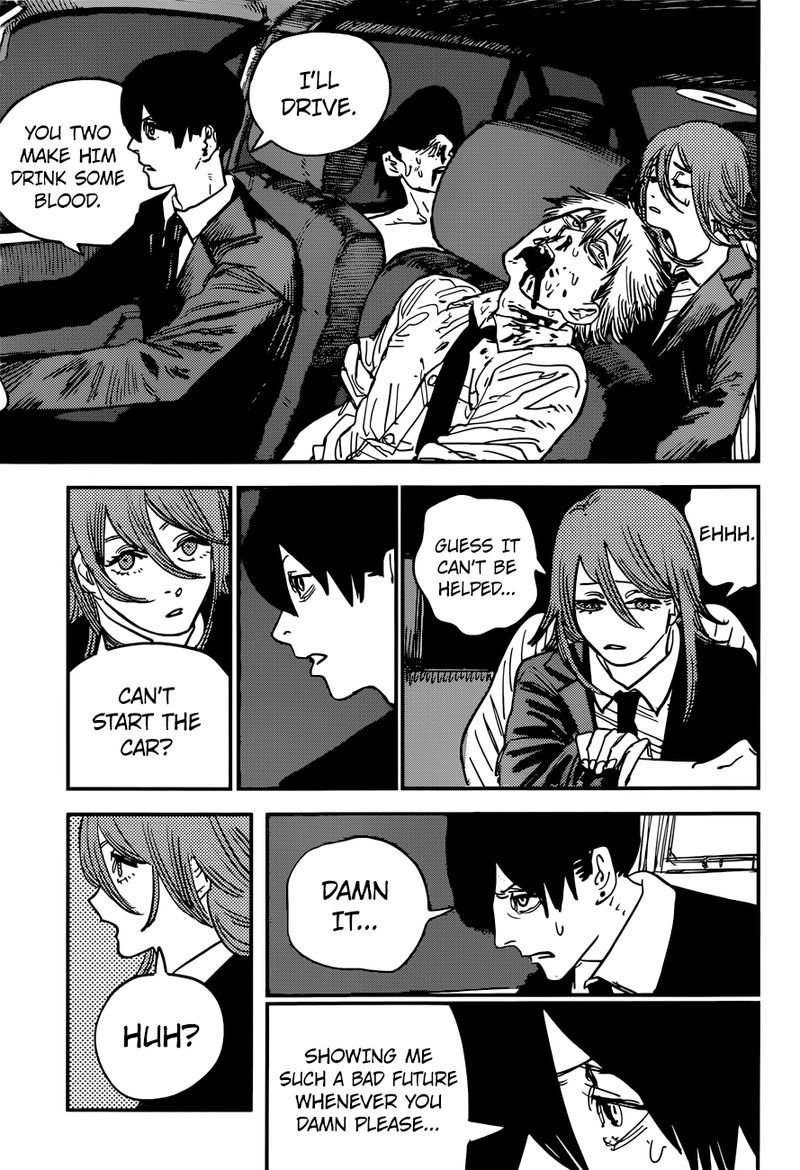 Chainsaw Man, Chapter 46 - The Melody Of A Massacre image 019