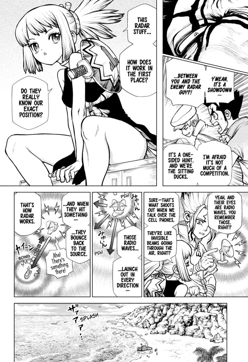 Dr. Stone, Chapter 173 image 011