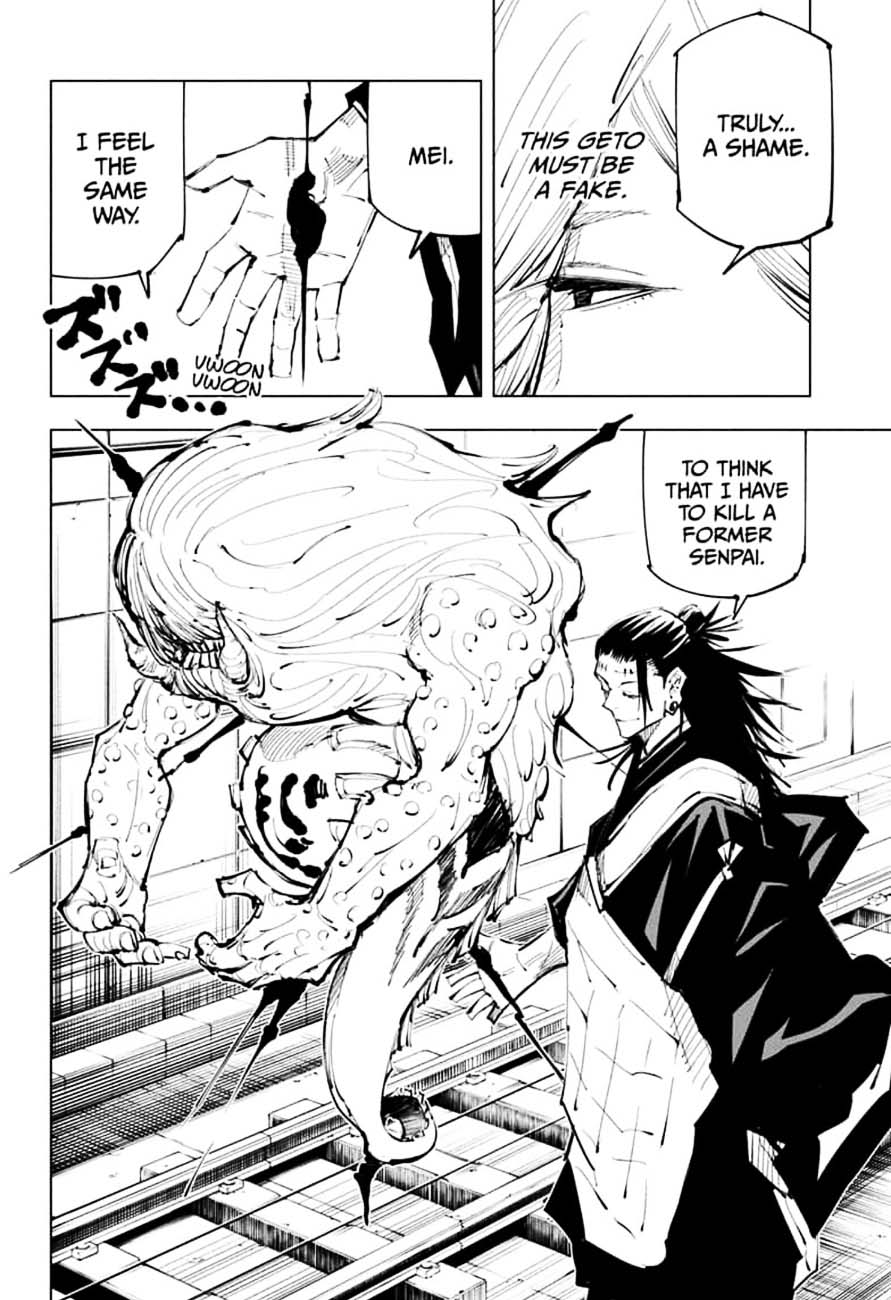 Jujutsu Kaisen, Chapter 101 image 004