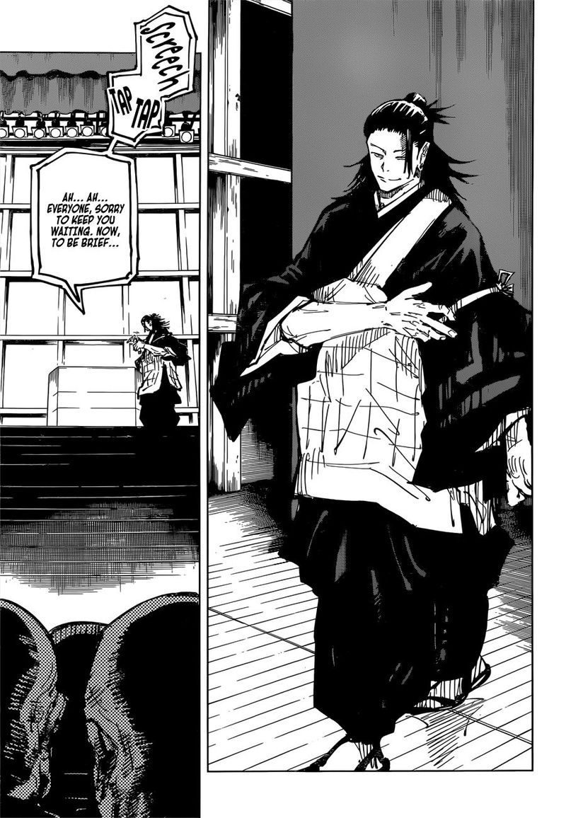 Jujutsu Kaisen, Chapter 78 image 015