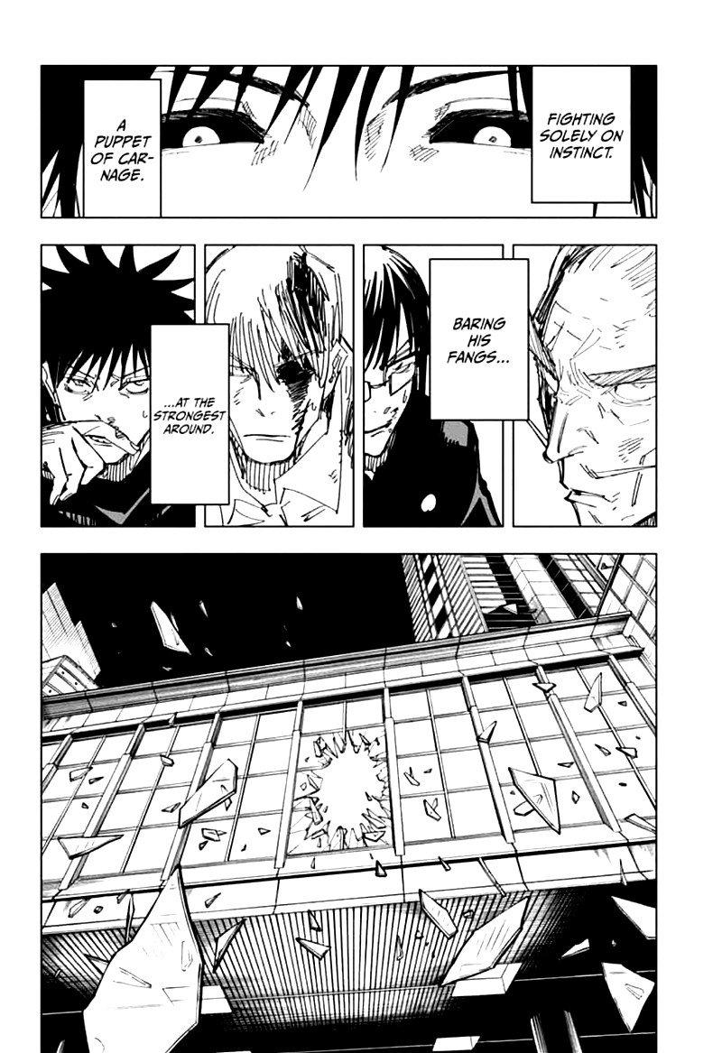 Jujutsu Kaisen, Chapter 111 image 006