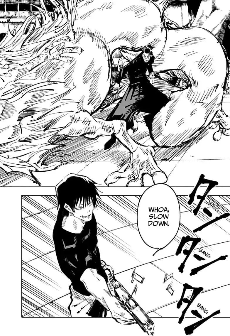 Jujutsu Kaisen, Chapter 73 image 002