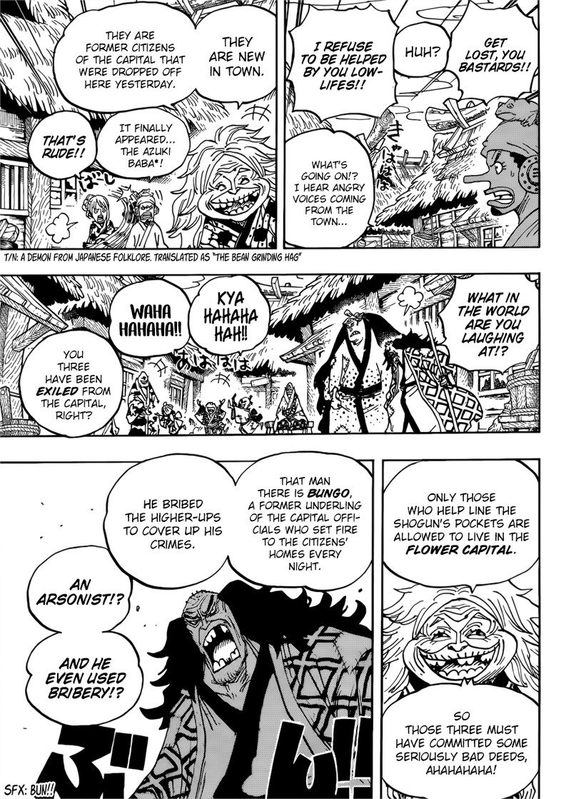 One Piece, Chapter 940 image 003