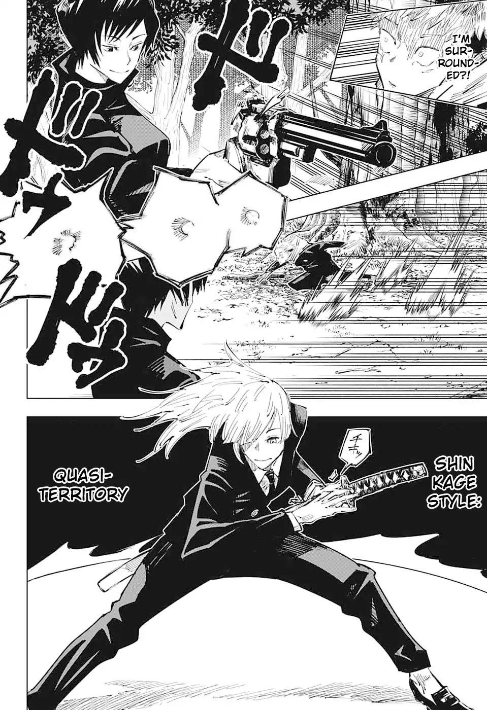 Jujutsu Kaisen, Chapter 35 image 008