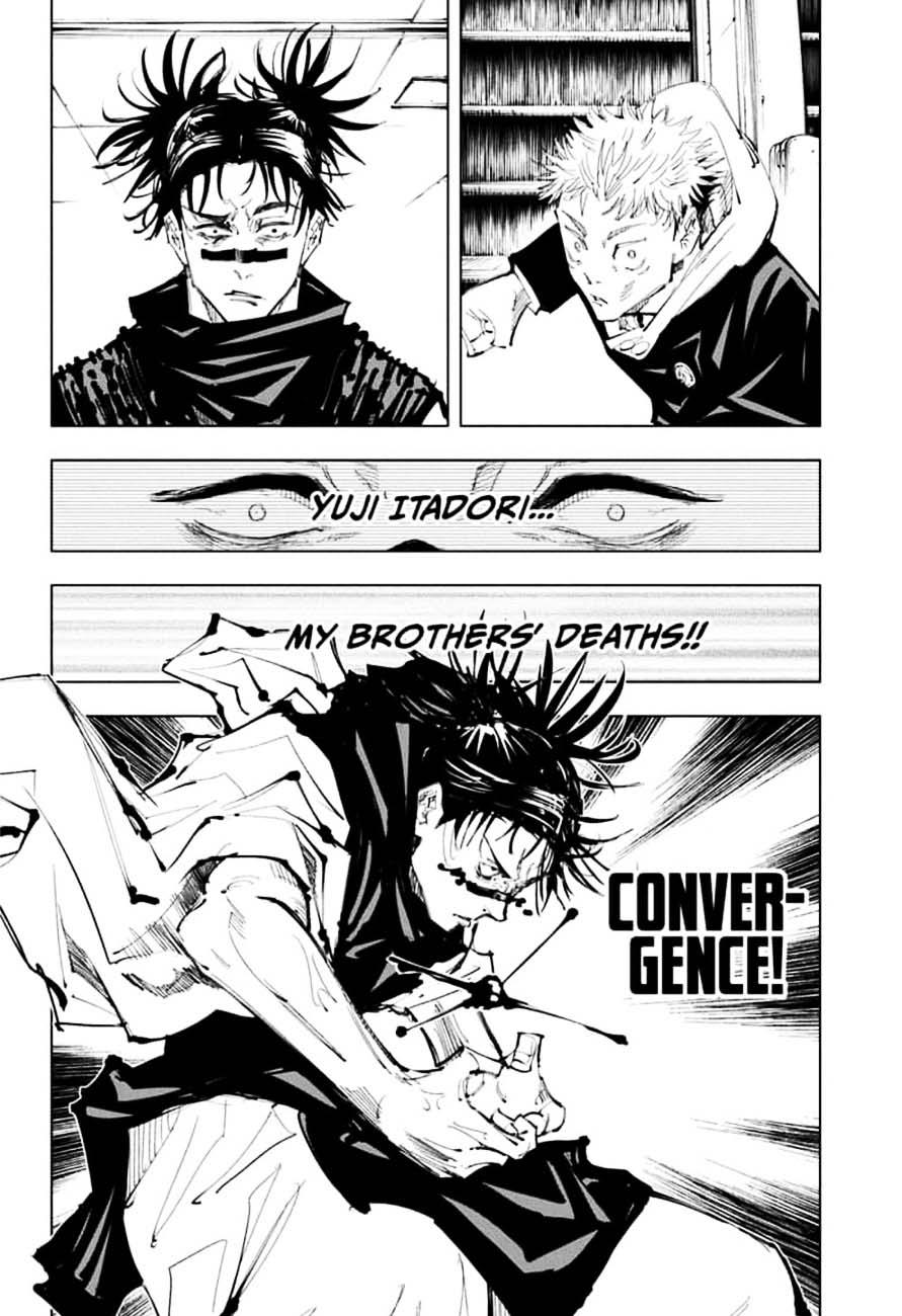 Jujutsu Kaisen, Chapter 101 image 011