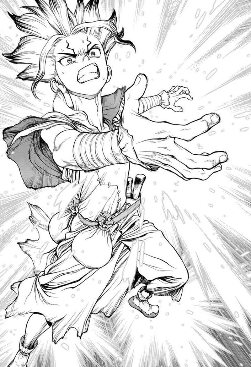 Dr. Stone : Chapter 135 - Counting image 010