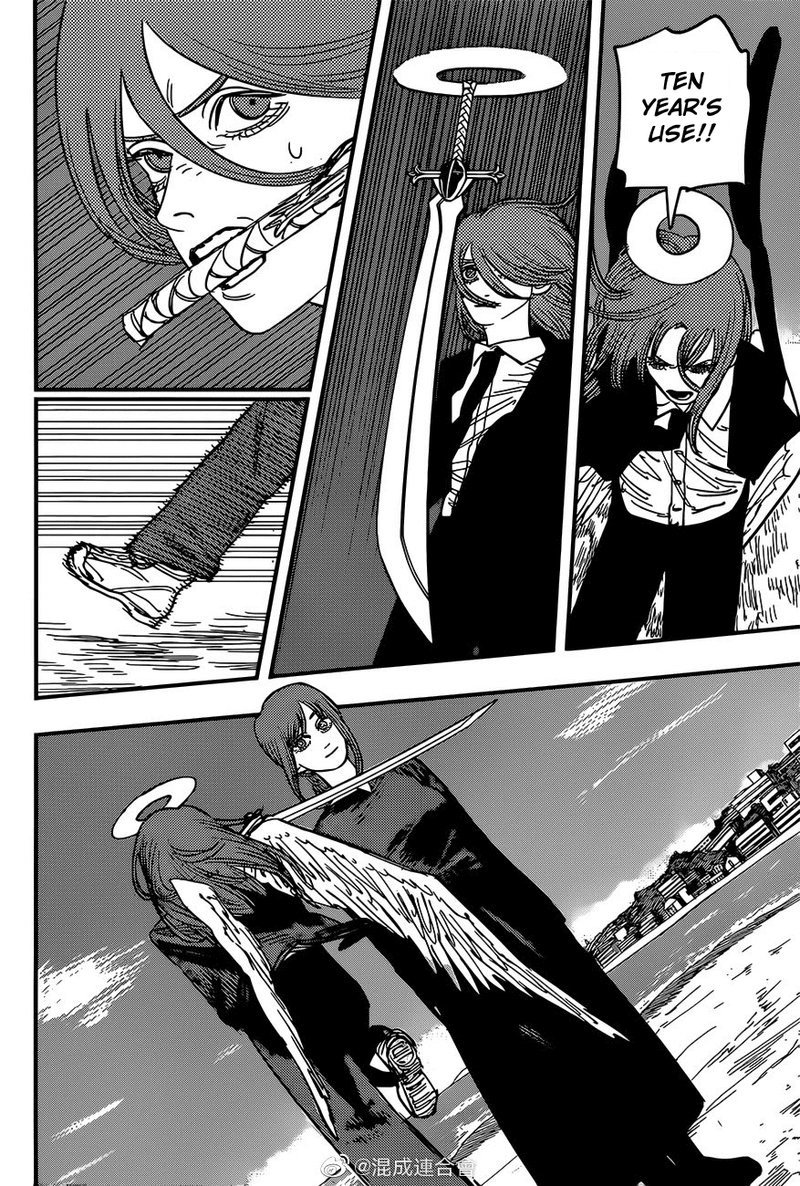 Chainsaw Man, Chapter 75 - 9, 12 image 002