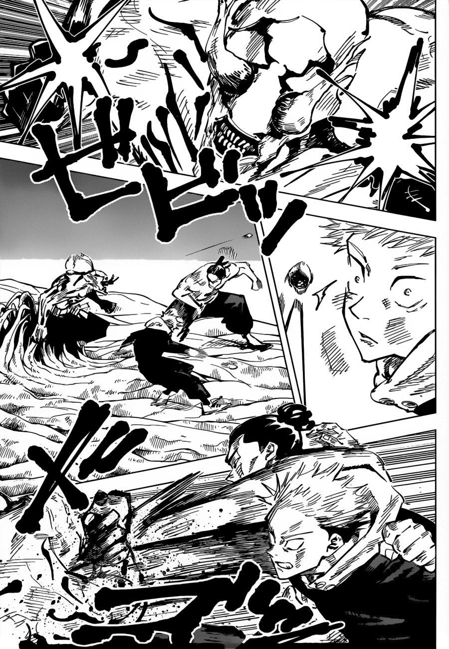 Jujutsu Kaisen, Chapter 49 image 010