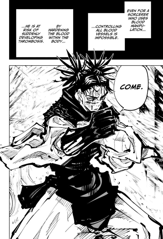 Jujutsu Kaisen, Chapter 105 image 006