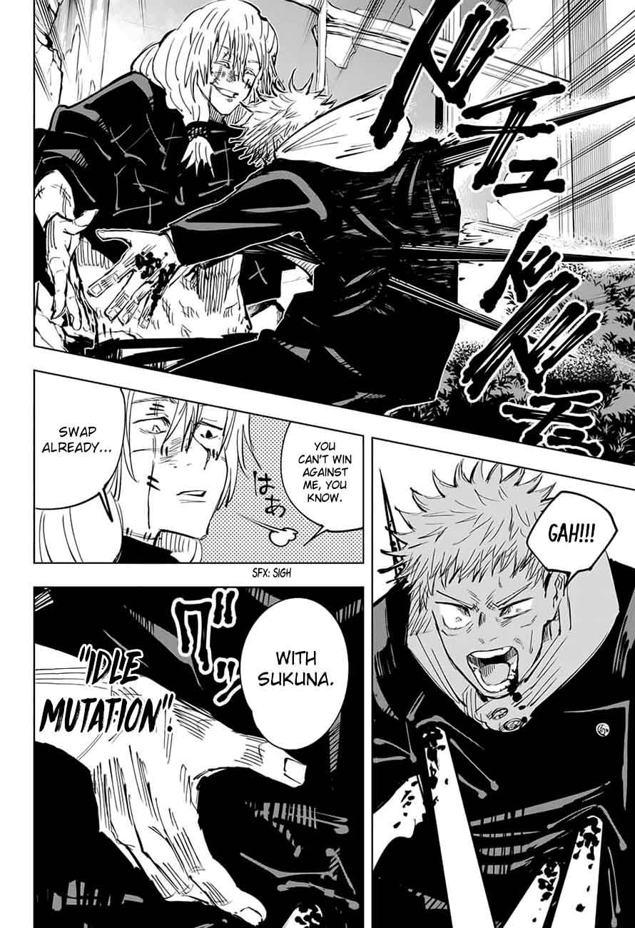 Jujutsu Kaisen, Chapter 28 image 013