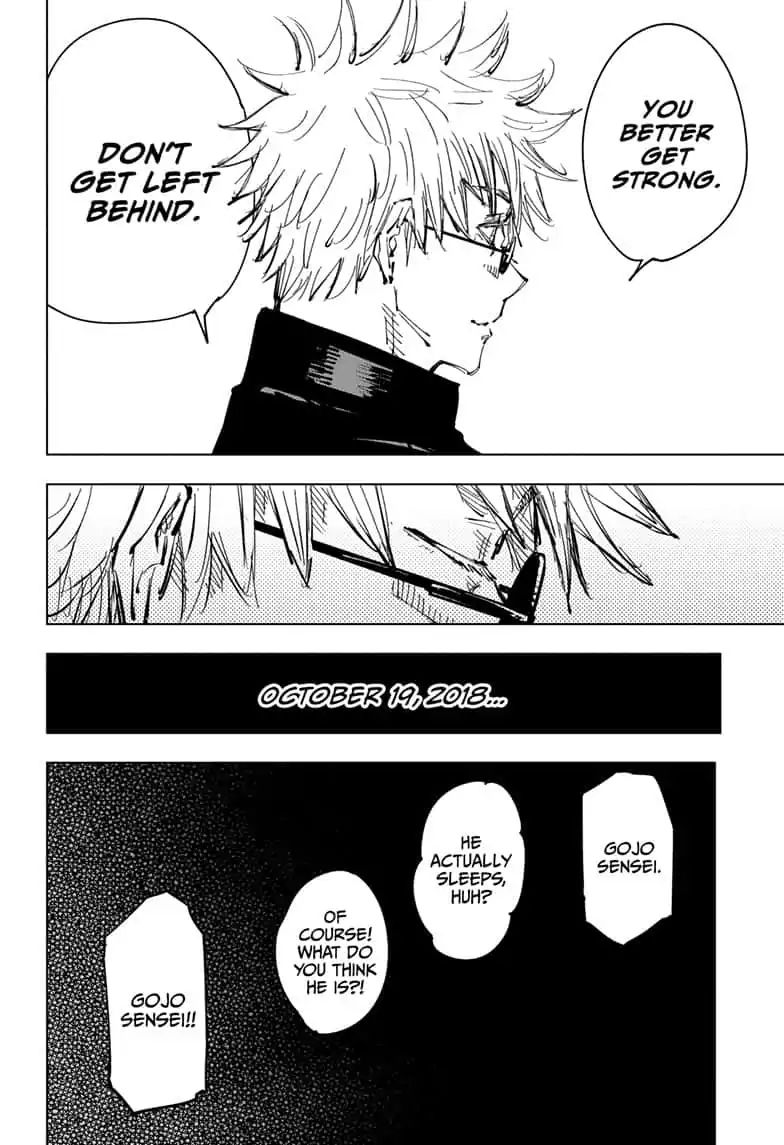 Jujutsu Kaisen, Chapter 79 image 006