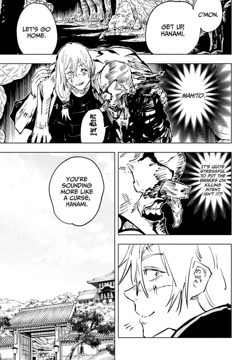 Jujutsu Kaisen, Chapter 53 image 009