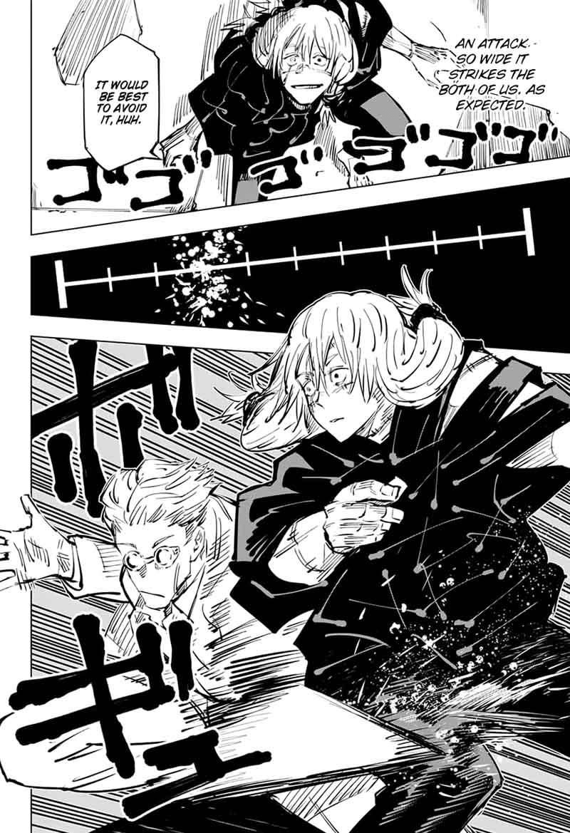 Jujutsu Kaisen, Chapter 23 image 015