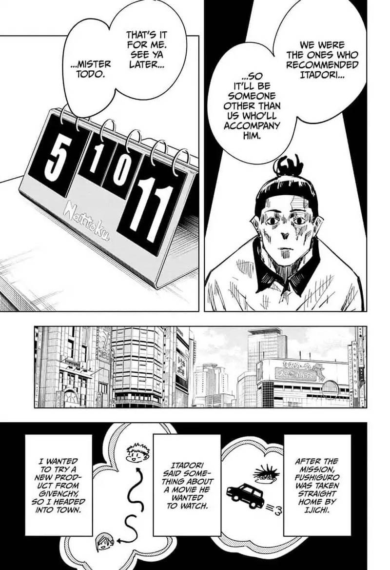 Jujutsu Kaisen, Chapter 64 image 005