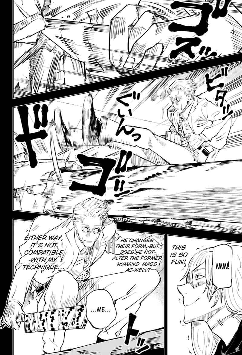 Jujutsu Kaisen, Chapter 23 image 004