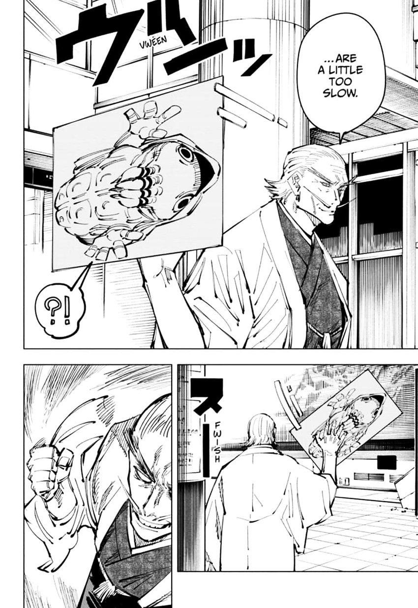 Jujutsu Kaisen, Chapter 106 image 012