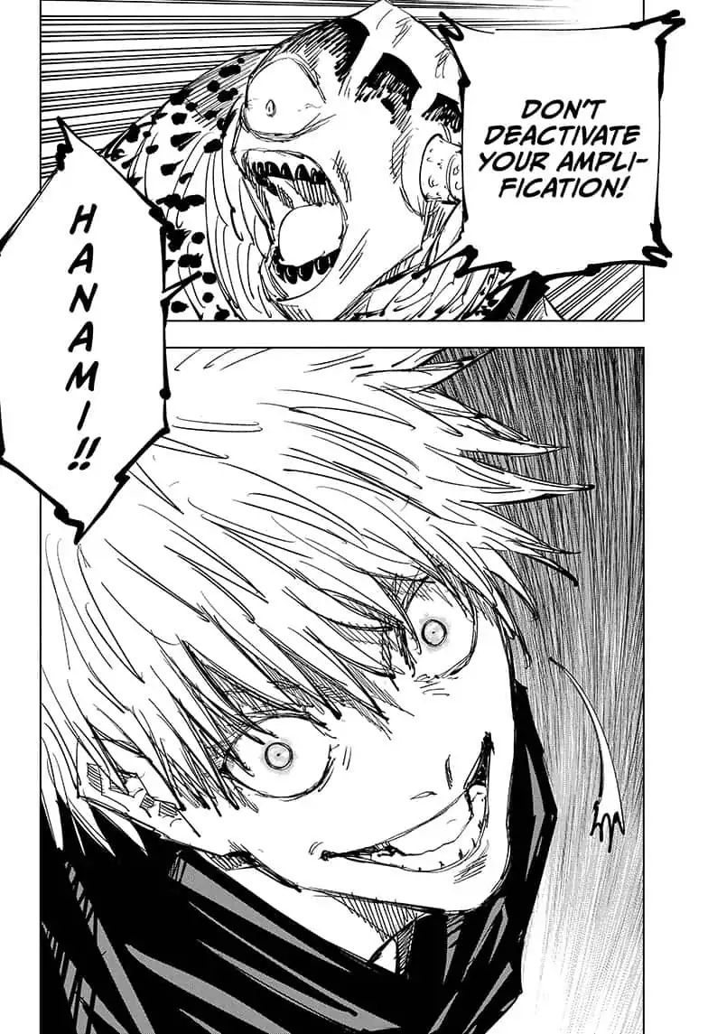 Jujutsu Kaisen, Chapter 85 image 010