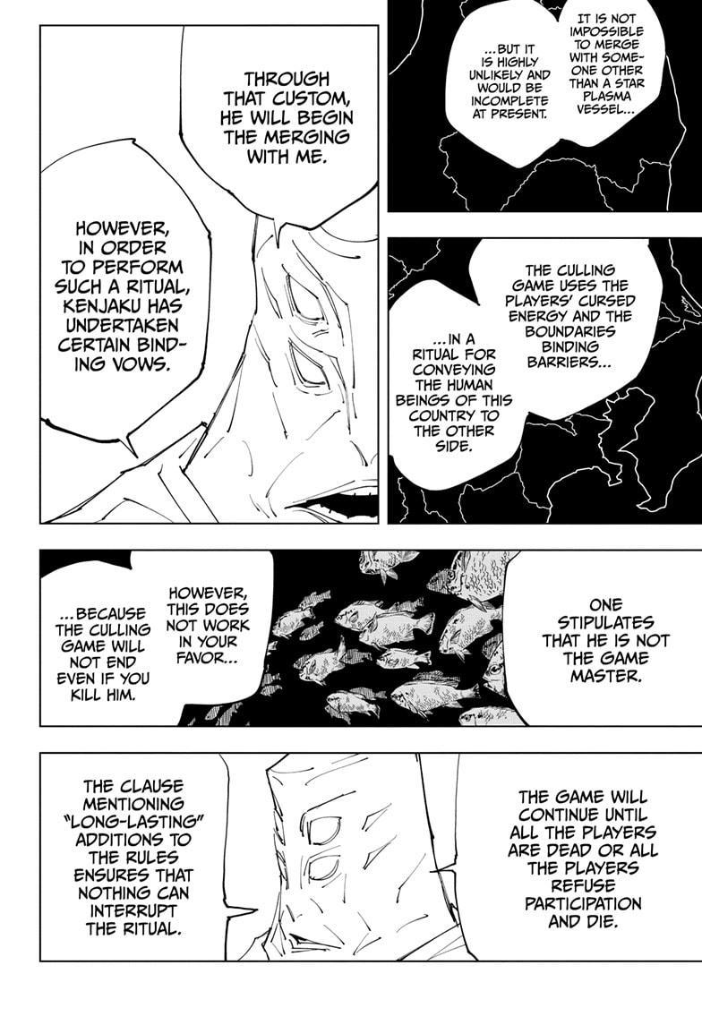 Jujutsu Kaisen, Chapter 145 image 012