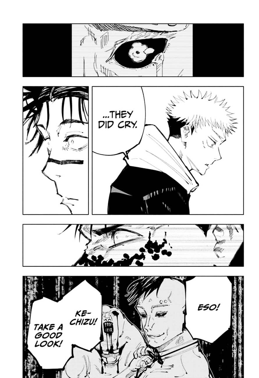 Jujutsu Kaisen, Chapter 102 image 003